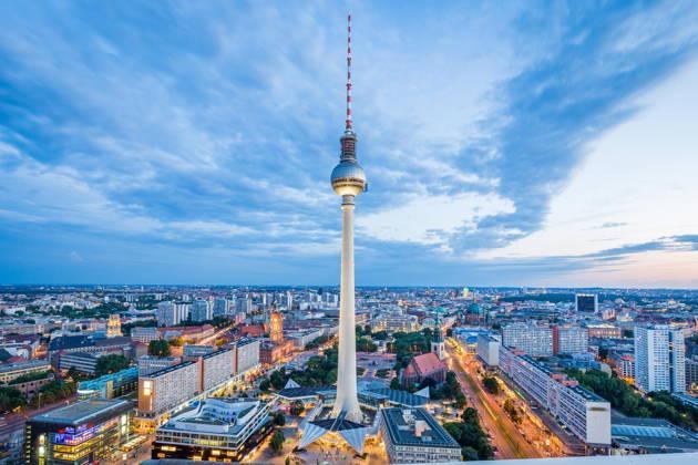 Пешеходная обзорная экскурсия по Берлину в 15:15