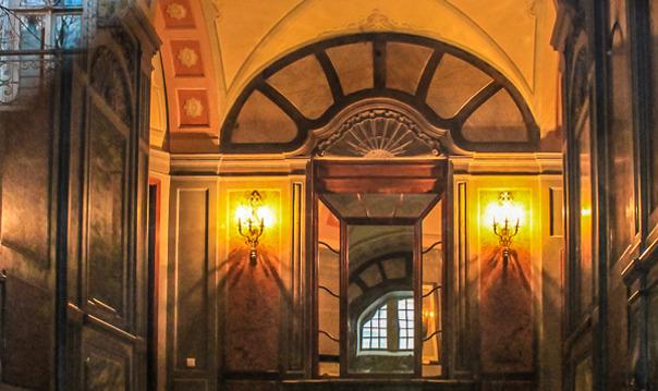 Парадные, архитектура и судьбы Старого Тбилиси