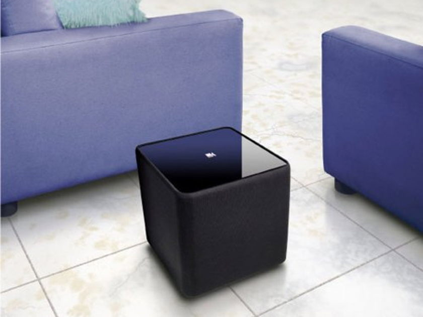 KEF Kube 1 Subwoofer. As new. Unused In Sealed Box. Free Shipping.