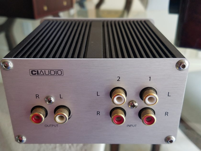 CIAudio Channel Islands Audio VPC-1 Passive Volume Control