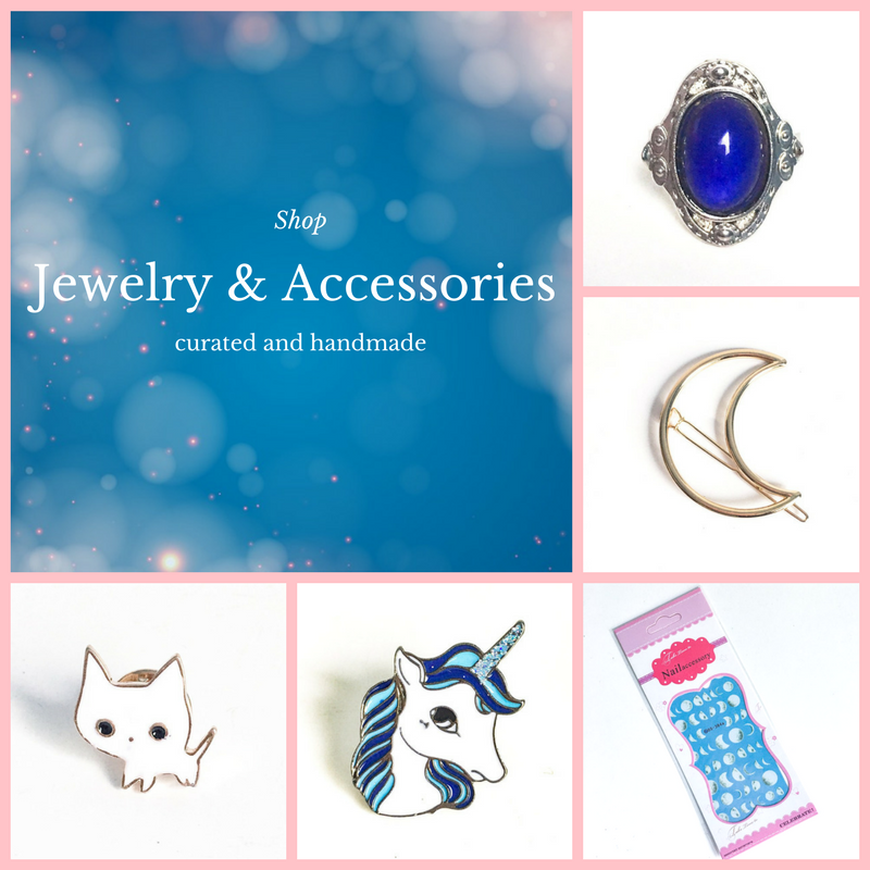 Shop curated and handmade jewelry and accessories