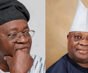 SQUABBLE FOR OSUN STATE GOVERNORSHIP