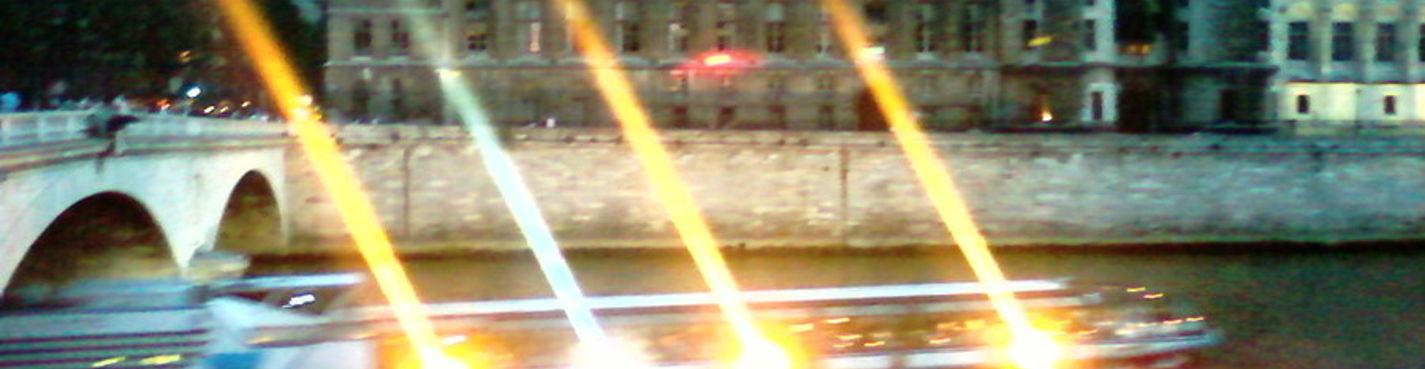 Вечерний Париж . Автомобильная экскурсия