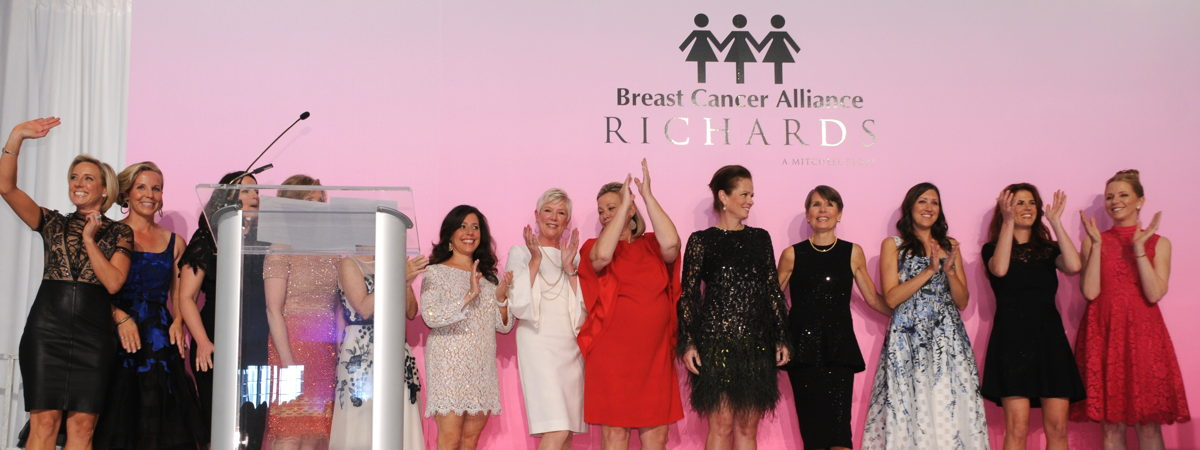 Breast Cancer Alliance, Inc. banner