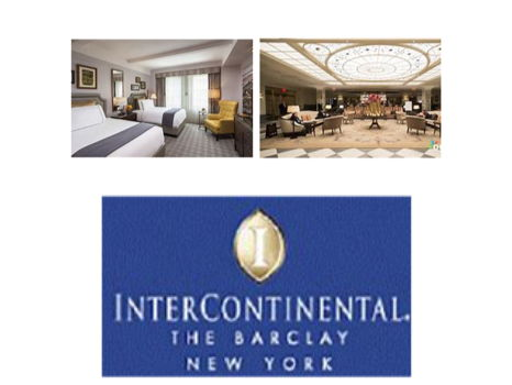 Two (2) Night Weekend Stay at Intercontinental New York Barclay