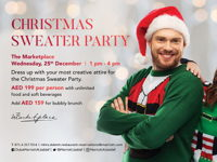 صورة CHRISTMAS SWEATER PARTY