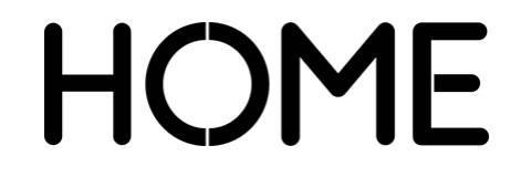 logo Home magazine