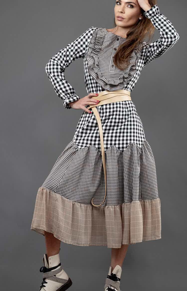 Платье Старый Париж