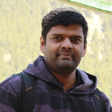 Gangadharan Kuruvath, freelance Android developer