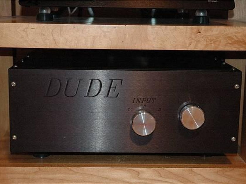 Tube Research Labs Dude  Stereo Preamplifier