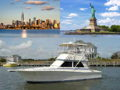 A ​Private Boat New York Harbor Tour for Six