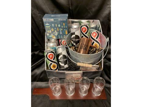 Drink Local - Lager/Specialty Sampler Basket
