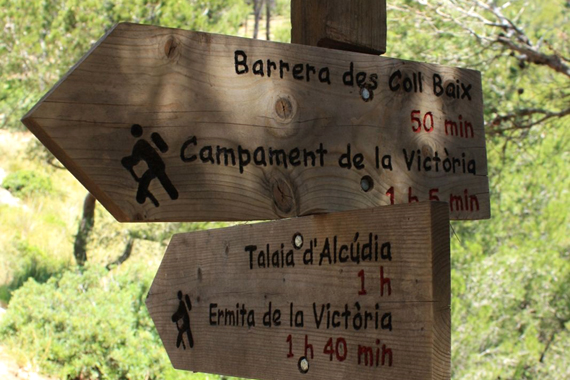 Pollensa - Hiking in Mallorca North