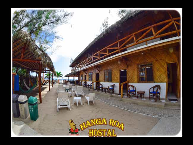 Hanga Roa Hostal * A quiet place in the Surf Point *-Montañita