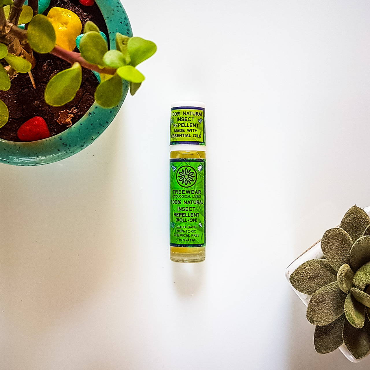TreeWear Natural Insect Repellent Roll-on