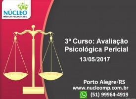 3º Curso: Avaliação Pericial Psicológica