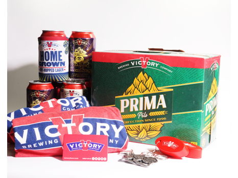 Victory Brewing Gift Box