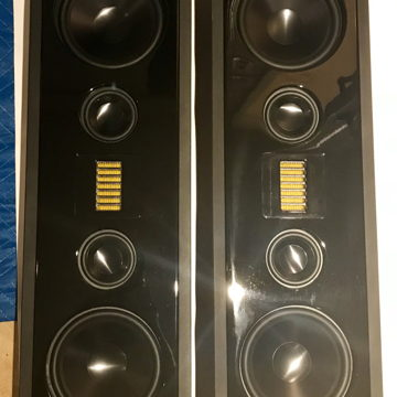 EDGE In-Wall Multipurpose Home Theater Speakers