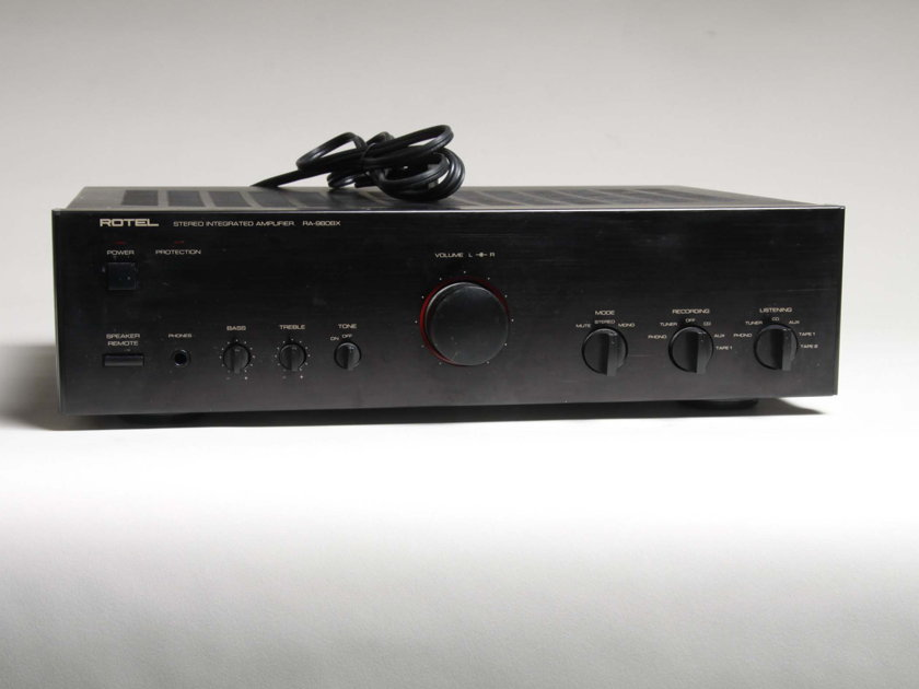 Rotel RA-9808X Stereo Integrated Amplifier
