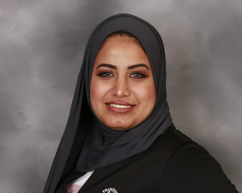 Ms. Doaa , Support Staff