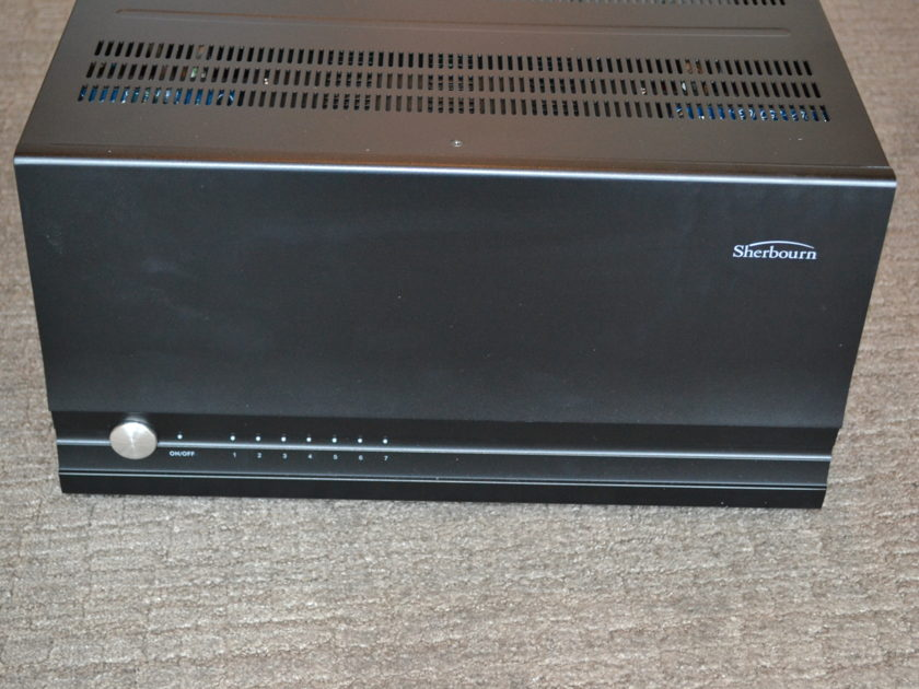 Sherbourn Audio PA 7-350 Power Amplifier