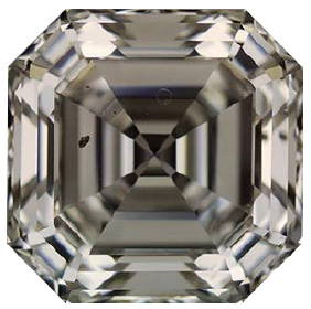 Slightly Included (1st Degree) – SI1 Clarity diamond