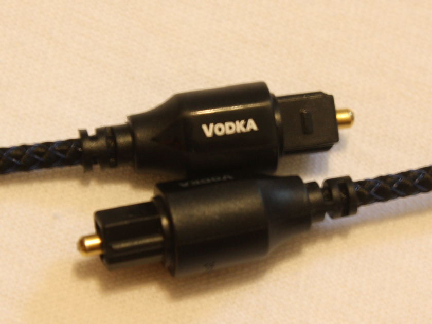 AudioQuest Optilink Vodka Optical Cable. 1.5m. Perfect Condition