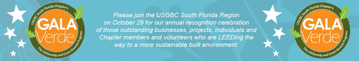 US Green Building Chapter - South Florida