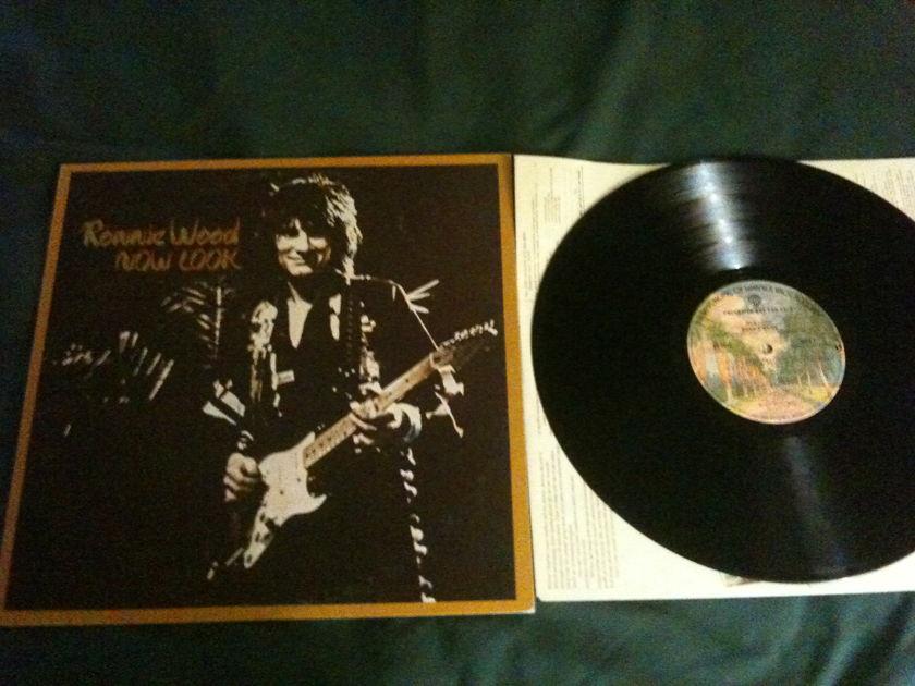 Ronnie Wood - Now Look Promo LP NM