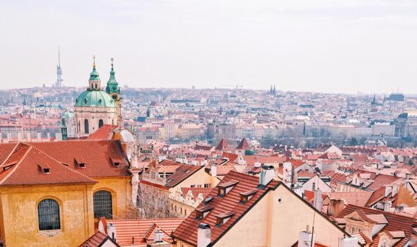 Авторская экскурсия по Праге от местных