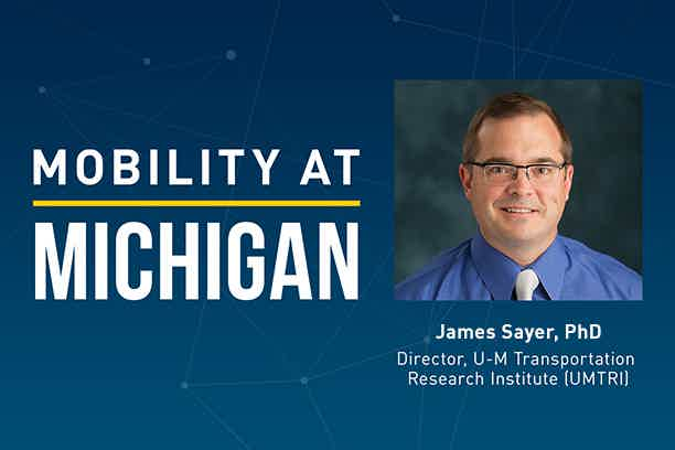 The Importance of Mobility Education: A Q&A with Jim Sayer, Phd