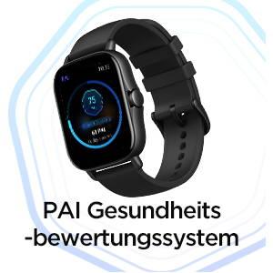 Amazfit GTS 2e - PAI Health Assessment System