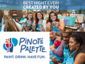 Paint Night Package at Pinot's Palette