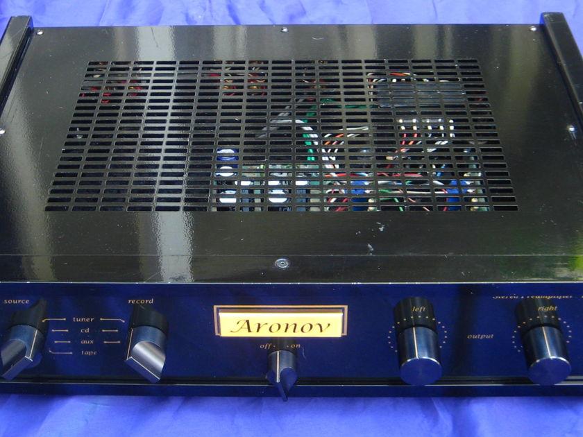 Aronov Audio Lab LS-9000  Tube Preamp