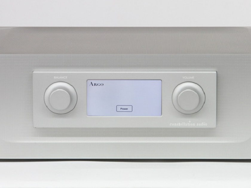 Constellation Audio Argo Integrated Amplifier