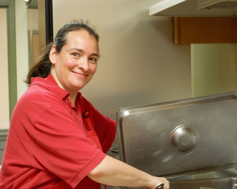 Ms. Catherine Roche , Kitchen Manager
