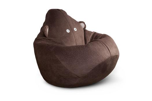 Детское кресло-груша с оригинальным дизайном медвежонка Bear Bag