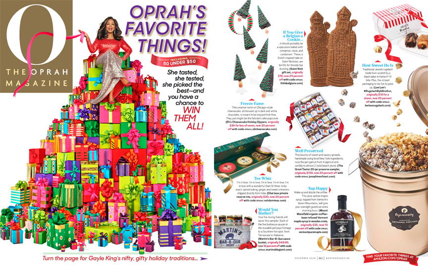 Oprah's Favorite Things 2017 Organic Pure Vermont Maple Syrup