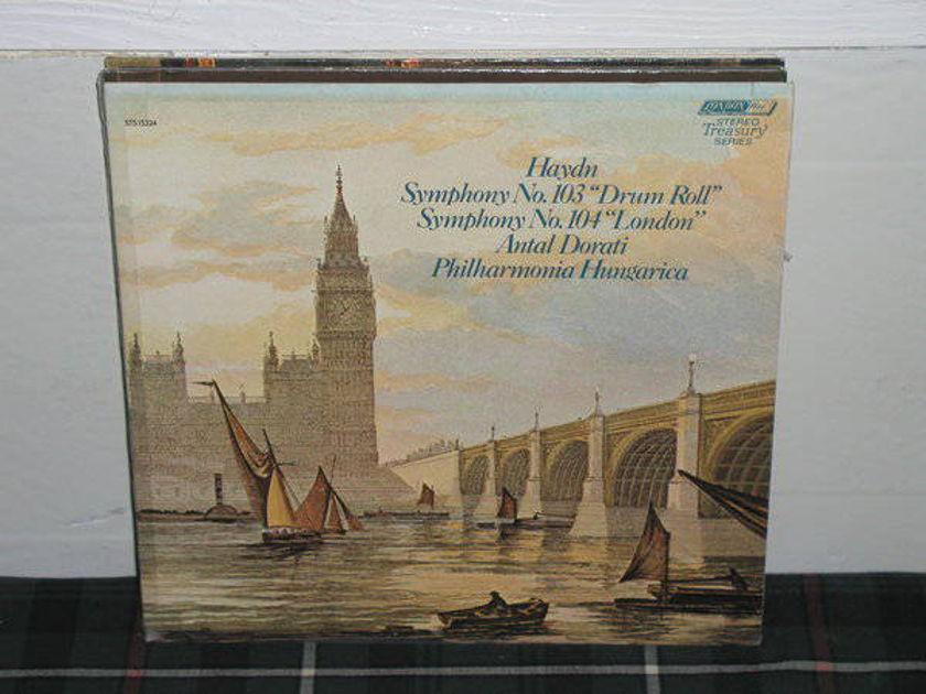 Dorati/TPH - Haydn Sym 103 London sts15324