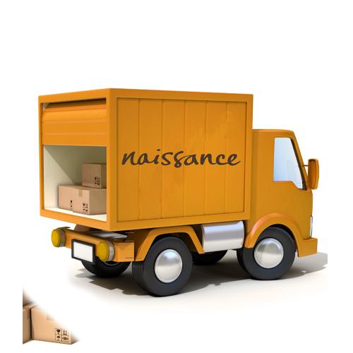 Naissance Shipping Information