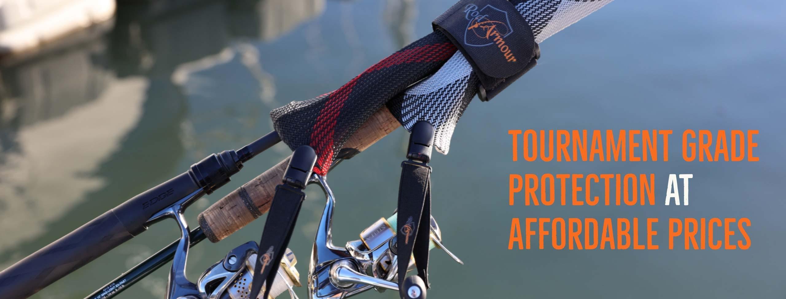 afforable fishing rod sleeves