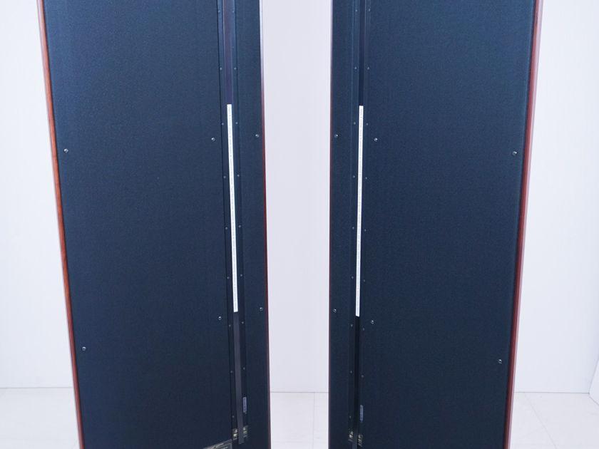 Magnepan  MG3.7 Speakers;  Dark Cherry / Black Pair; MG-3.7 (8139)