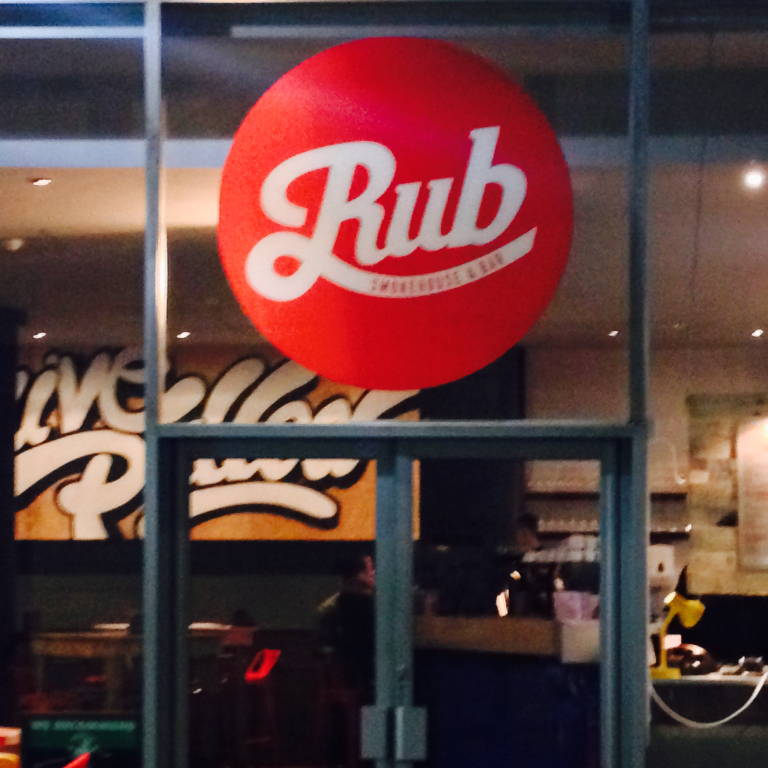 Where to find Rub in Nottingham