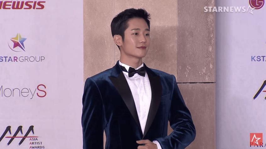 Jeong Hae In - Giải thưởng chưa được công bố và thảm đỏ AAA 2018