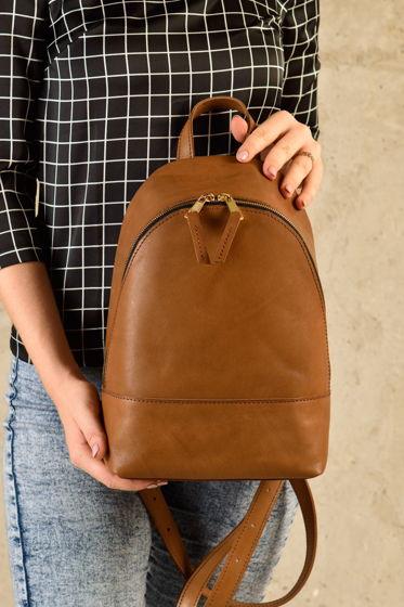 Рюкзак кожаный  AUDRIAN