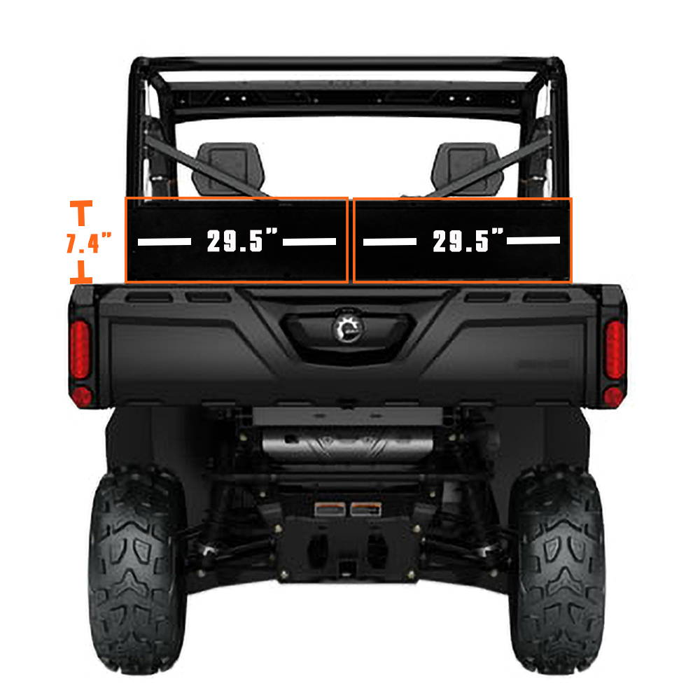 Polaris AnyBox Double Drawer Storage