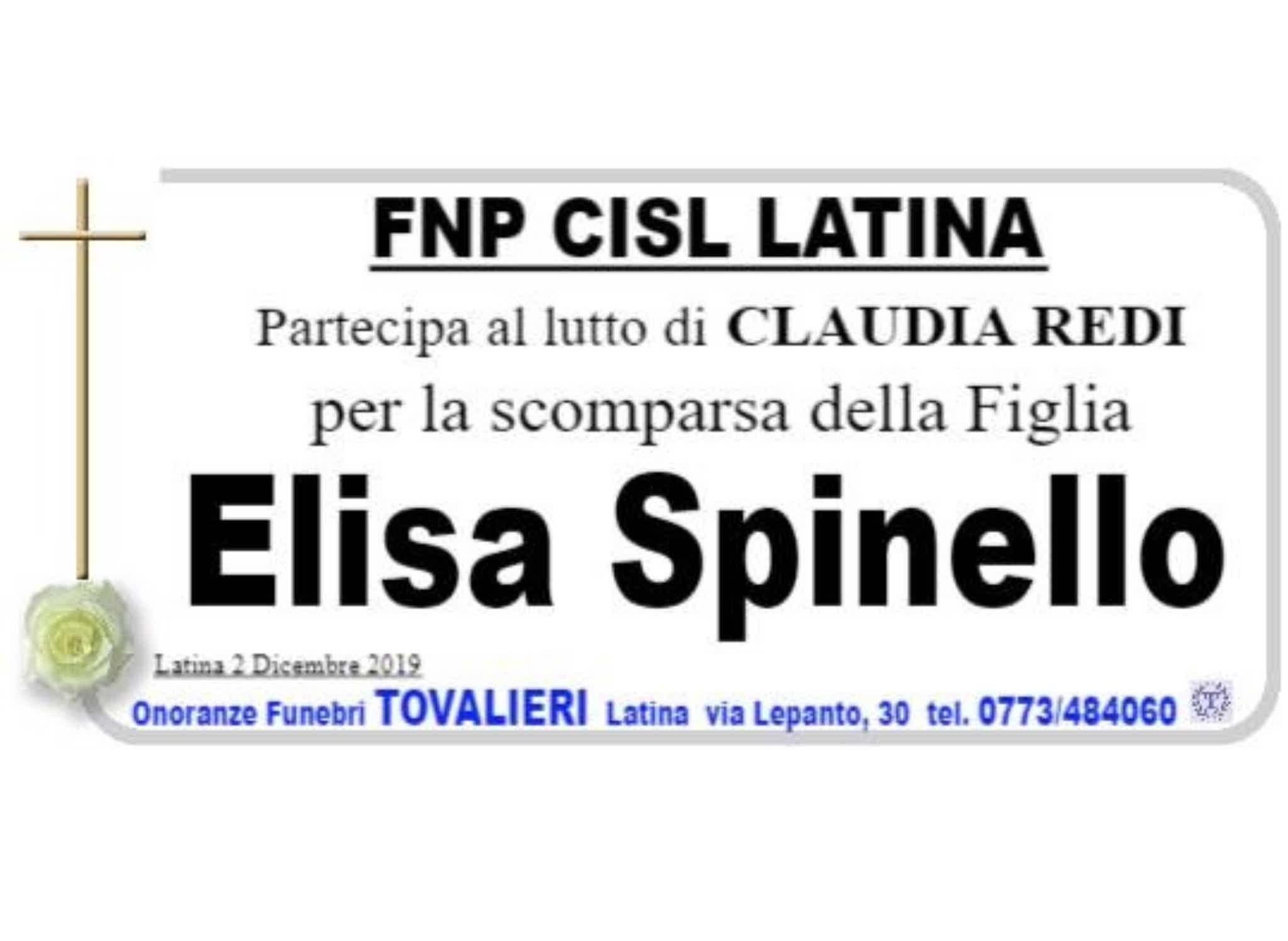 FNP CISL LATINA