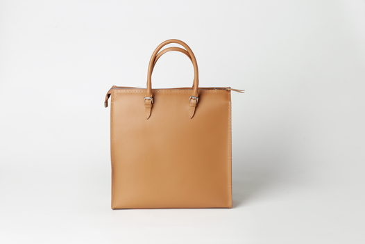 Большая сумка CAROLINE Tote Bag  из натуральной кожи