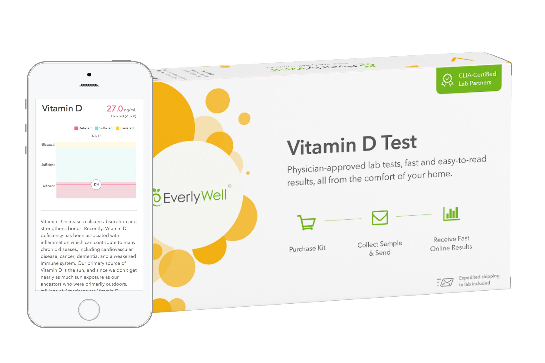 Vitaminddevicemockupphoneandbox