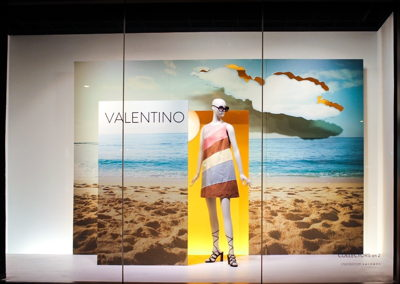 Nordstrom Summer Windows